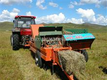 小麦打捆机