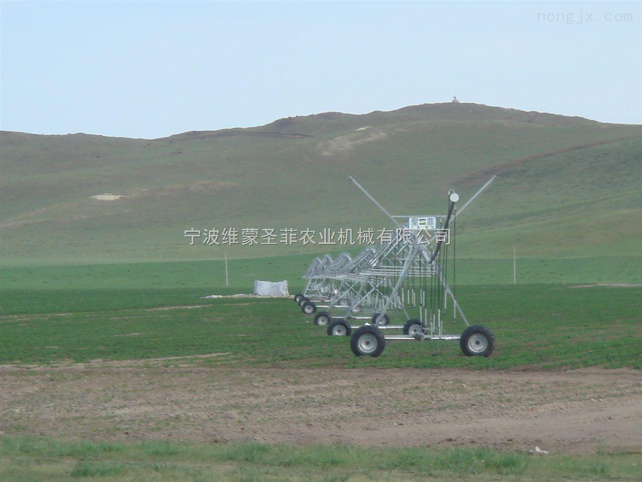 维蒙圣菲DYP-356型电动圆形喷灌机 灌溉甜菜中