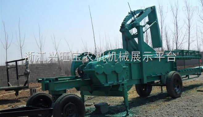 自走式玉米秸秆方捆机 割台式方捆机工作原理