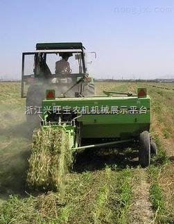 直销稻草捡拾方捆机 自走式玉米秸秆方捆机销售公司
