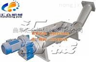 LYZ型螺旋脱水机,有轴输送压榨机