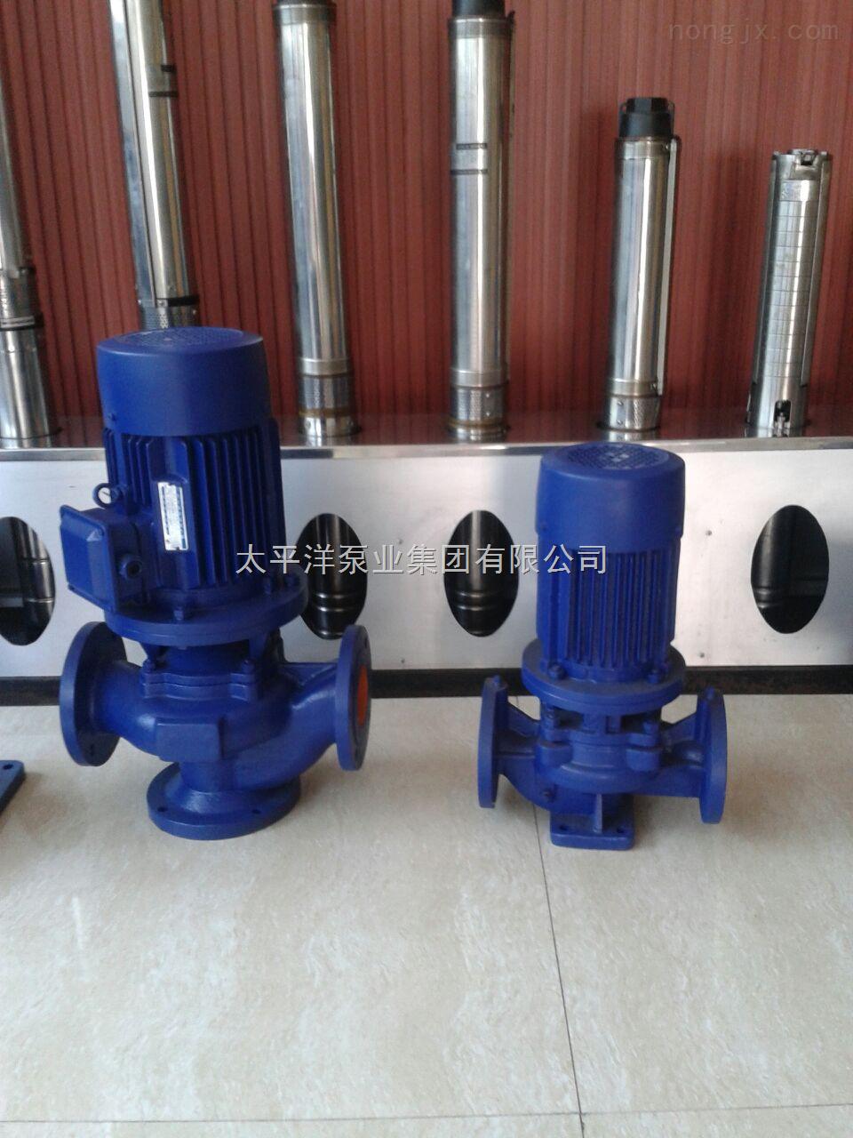 ISG80-250(I)-ISG立式热水循环泵