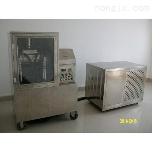 [新品] 济南达微枸杞低温超微粉碎机(XDW-6BI)