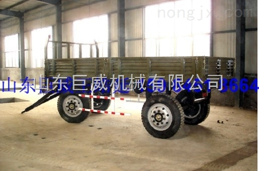 7CX-7T-拖拉机挂车