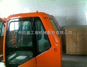 斗山挖掘机驾驶室