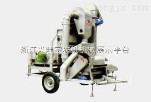 小麥種子清選機  篩分機   HYL-8型糧食雜物挑選機   去石子機