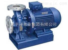 ISWH型耐腐蚀卧式管道离心泵