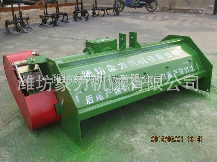 玉米秸稈還田機新款1.2米 大型玉米秸稈粉粹還田機廠家