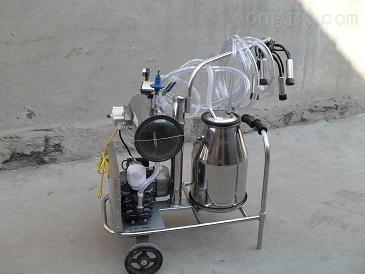 9J系列真空泵挤奶机组