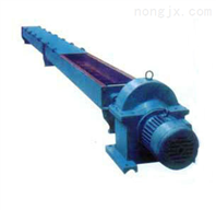 港口螺旋输送机水平螺旋输送机垂