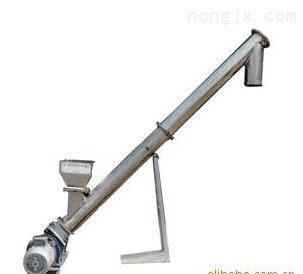 太原双轴粉尘加湿搅拌机 螺旋输送机 盛康环保保质保量