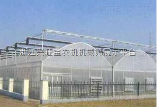供應宏博花卉溫室加溫設備、熱風爐、蔬菜大棚取暖設備
