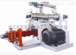 供应汇富机械山东玉米饲料膨化机家用饲料膨化机