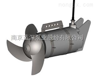 蓝深QJBO.85/8-260/3-740/c/s氧化沟潜水搅拌机