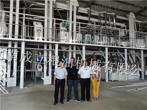面粉加工成套设备制成品厂家