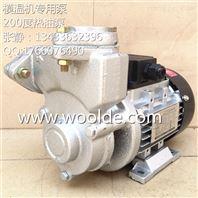TS-63 导热油泵 高温循环泵 模温机泵浦