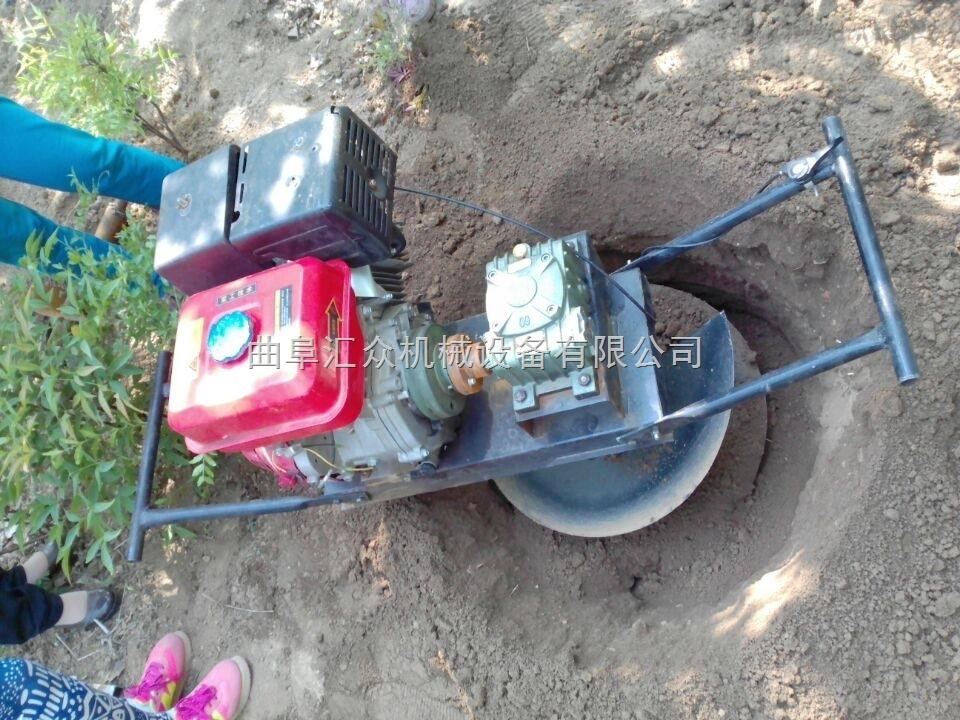 大功率打坑机,水泥杆挖坑机 大马力植树挖坑机