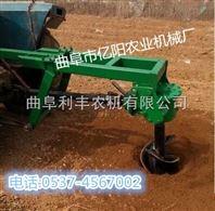 行走式植树挖坑机报价 立柱挖坑机图片