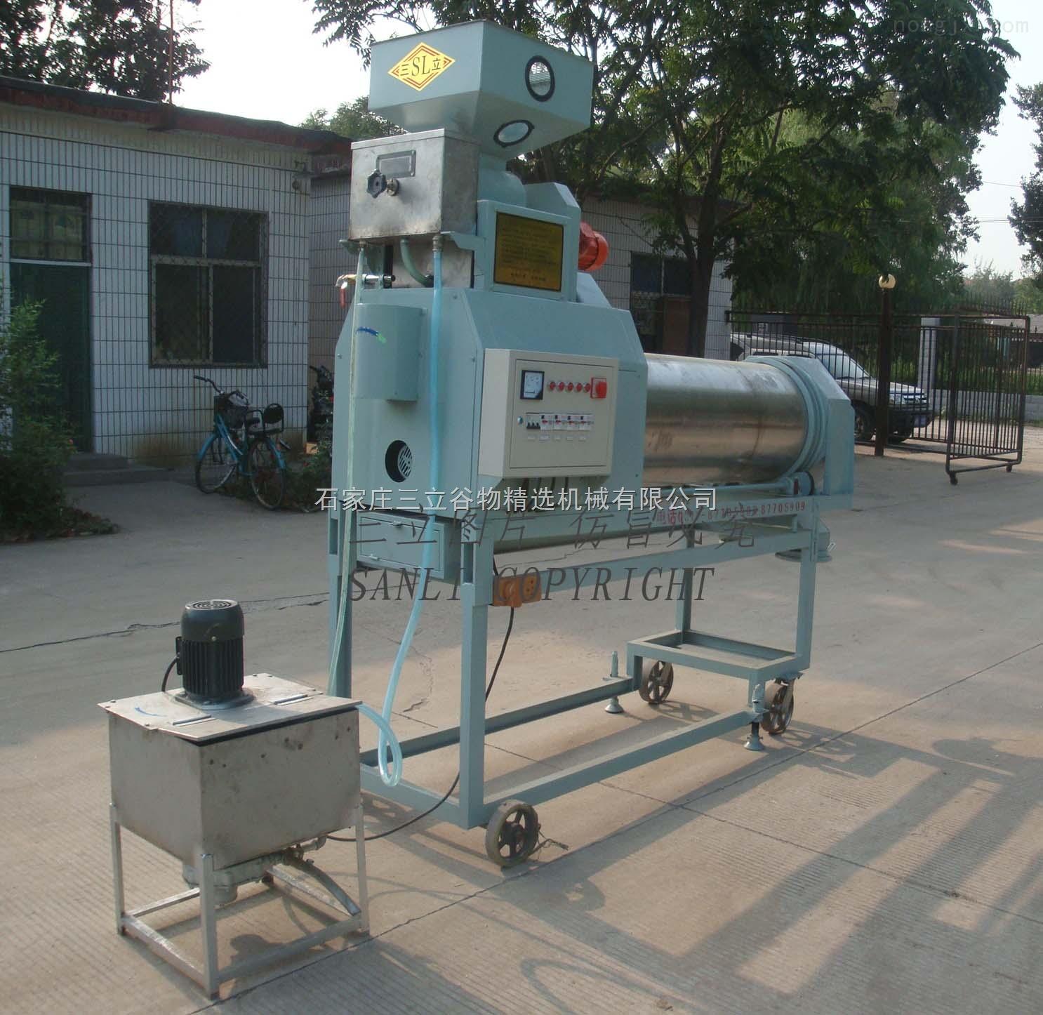 5BYX-5型-玉米种子包衣机