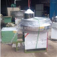 全自动石磨面粉机械 全自动豆浆石磨机
