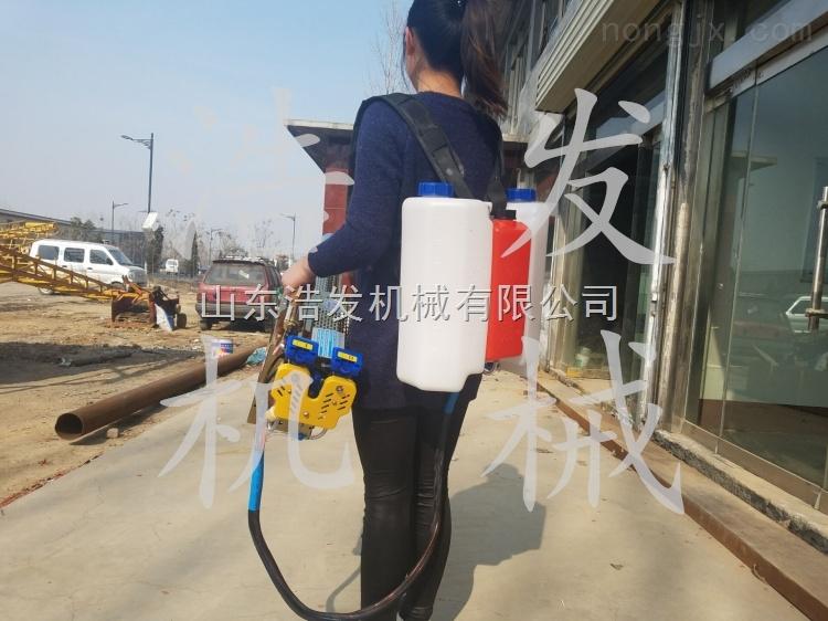 彌霧機的工作原理 無損農藥噴藥機 打藥機