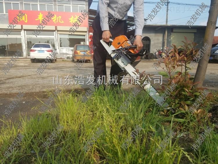 强动力挖树机 苗木移植机 幼苗移栽机
