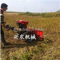 谷草专业收获机 山西谷草收割机 手扶水稻收割机厂家