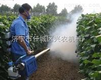 陕西汽油弥雾机 背负烟雾机 小麦玉米除虫打药机省时省力兴农机械厂