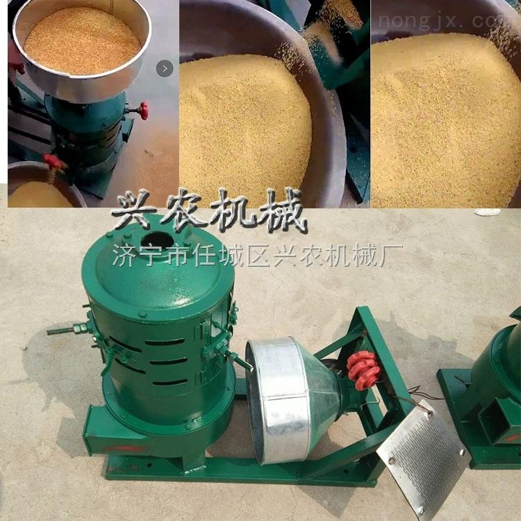 稻谷脱壳机 低能耗高产量碾米机  小型成套碾米机