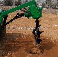 便携式汽油挖坑机