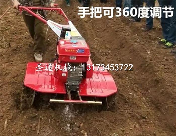 汽油輕便微耕機 大棚中耕除草耕地機