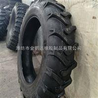 山东拖拉机轮胎12-38 人字花农用胎报价