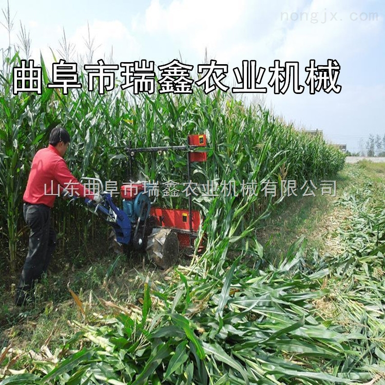小麦收割机省时省力 小麦水稻打捆机