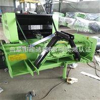 玉米秸秆打保机供应 厂家直供青贮打捆机