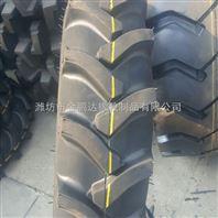 人字花纹拖拉机后轮7.50-20轮胎 农用车轮胎销售价
