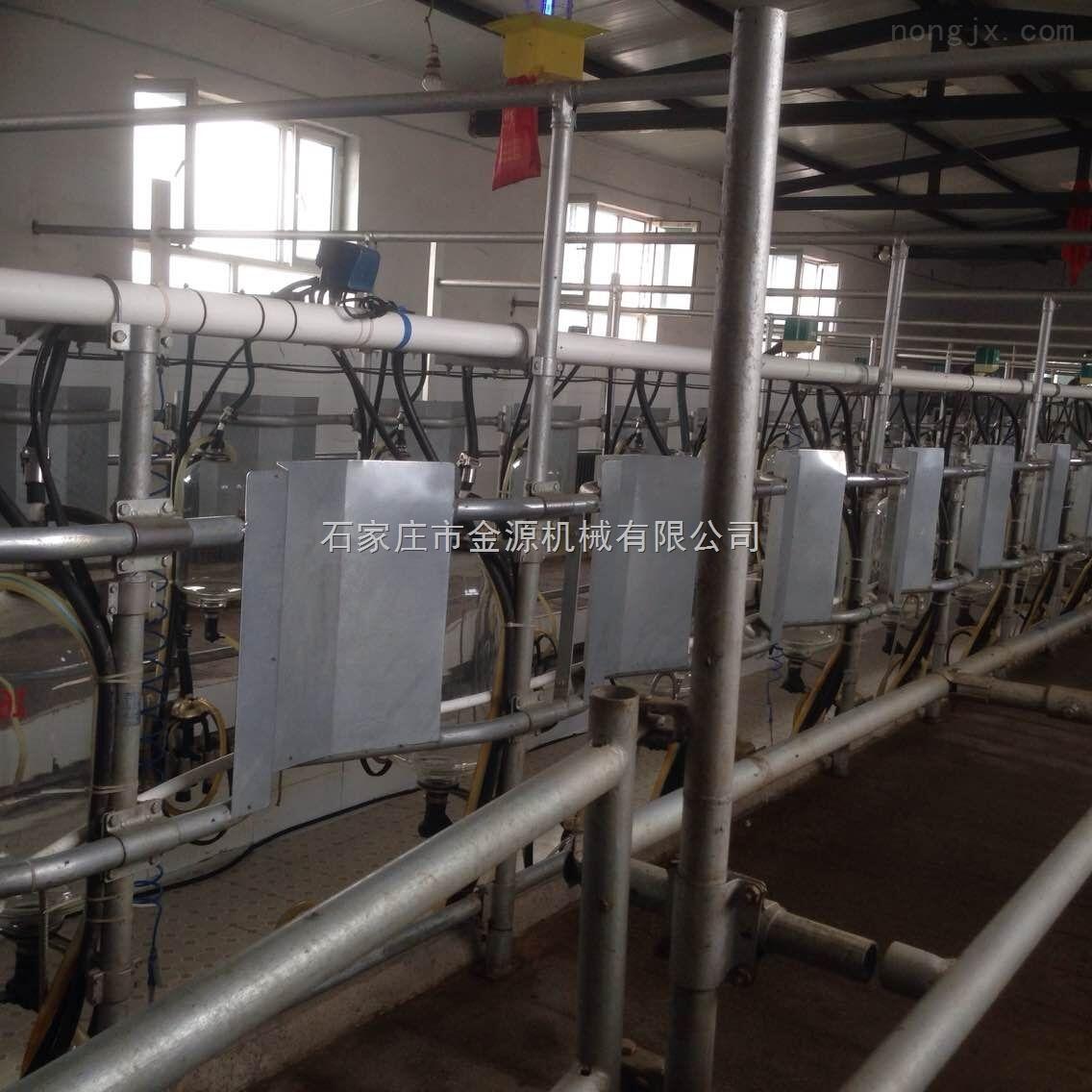 生产鱼骨式挤奶机
