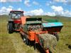 高效水稻秸秆打捆机